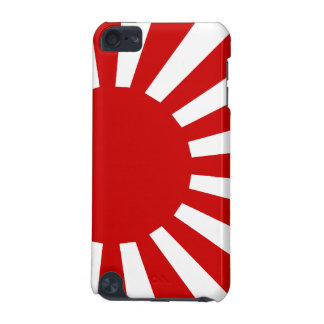 Japan Rising Sun Flag iPod Touch Case