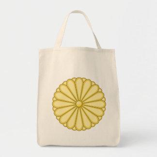 japan seal grocery tote bag
