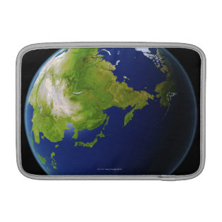 Japan Seen from Space Sleeve For MacBook Air