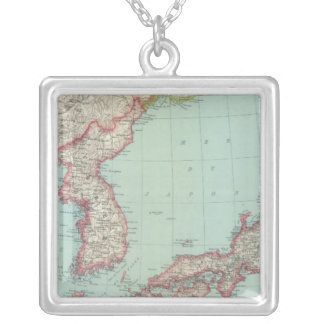 Japan Silver Plated Necklace