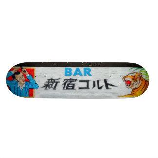 JAPAN skateboard deck
