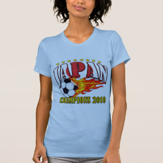 Japan Soccer T Shirt