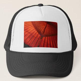 Japan Umbrella Tea K Bangasa White Trucker Hat