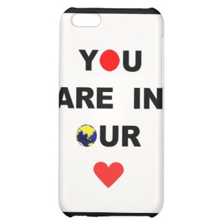 Japan, You are not alone! Cover For iPhone 5C