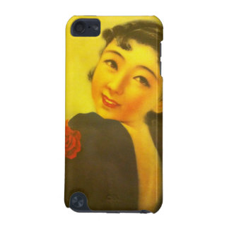 "japanese 50""s woman iPod touch 5G covers"