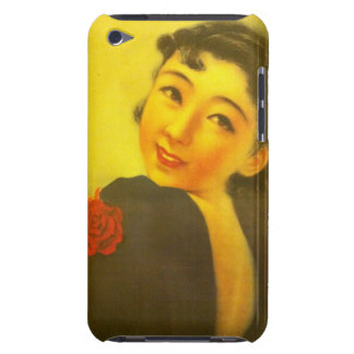 "japanese 50""s woman iPod touch cover"