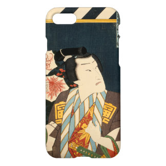 Japanese actor (#3) (Vintage Japanese print) iPhone 8/7 Case