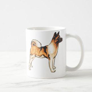 Japanese Akita Coffee Mug