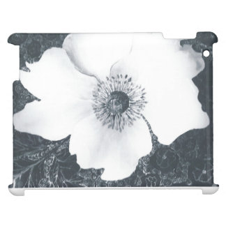 Japanese Anemone. iPad Cover