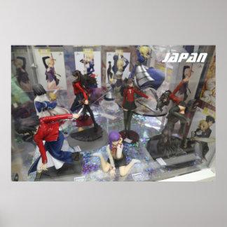 Japanese Anime Poster
