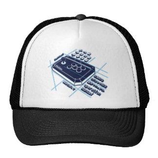 Japanese Arcade Stick - Video Games Gamer Geek Hat