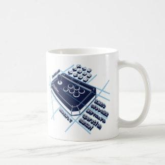 Japanese Arcade Stick - Video Games Gamer Geek Coffee Mugs