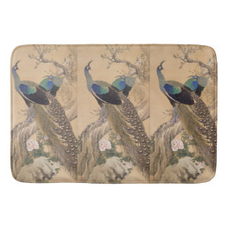 Japanese Art bath mats