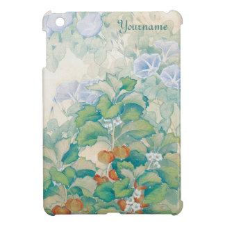 Japanese Art custom cases Case For The iPad Mini