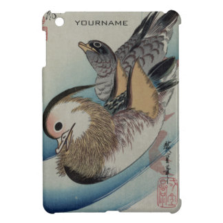 Japanese Art custom cases iPad Mini Cover