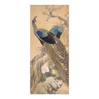 Japanese Art custom invitations