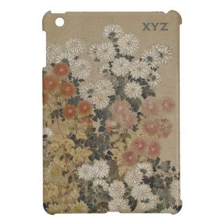 Japanese Art custom monogram cases Case For The iPad Mini