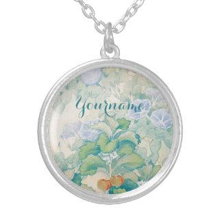 Japanese Art custom necklace