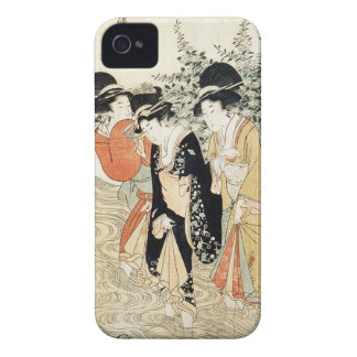 Japanese Art iPhone4 Case