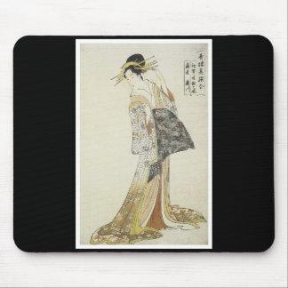 Japanese Art mousepad