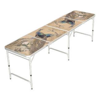 Japanese Art ping pong table