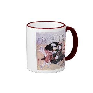 Japanese Art Print 1 Mugs and Steins