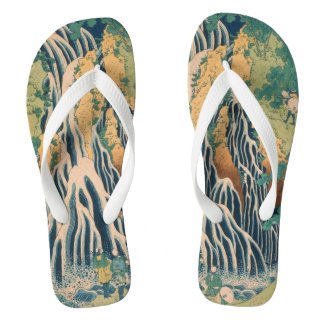 Japanese Art sandals