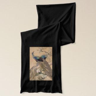 Japanese Art scarfs Scarf