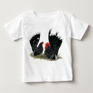 Japanese Bantams Mottled Baby T-Shirt