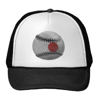 Japanese Baseball Mesh Hat