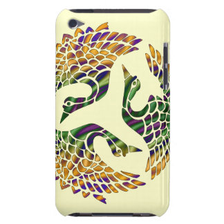 JAPANESE BIRDS DESIGN iPod Touch Case-Mate Case