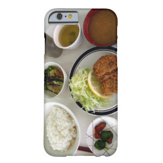 Japanese Breakfast Food Bowls Photo iPhone Case Barely There iPhone 6 Case