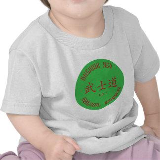 japanese bushido symbol shirt