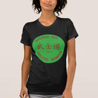 japanese bushido symbol tshirts