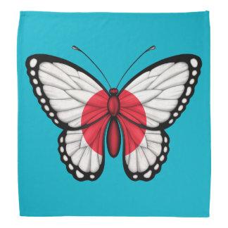 Japanese Butterfly Flag Kerchief