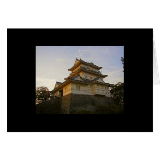 Japanese Card (Castle)