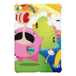 Japanese Cartoon iPad Mini Cases