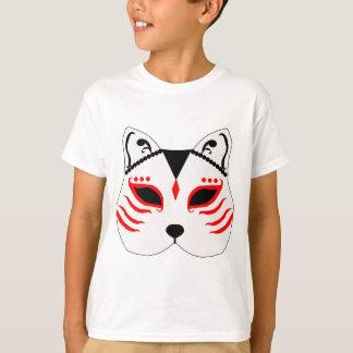 Japanese cat mask T-Shirt