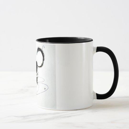 Japanese Cat Mug