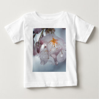 Japanese Cherry Blossom after the rains Baby T-Shirt