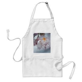 Japanese Cherry Blossom after the rains Standard Apron