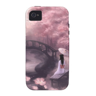 Japanese Cherry Blossom Case-Mate iPhone 4 Covers