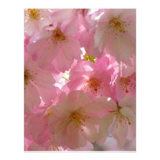 Japanese Cherry Blossom Flyer Design