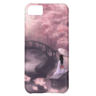 Japanese Cherry Blossom iPhone 5C Case