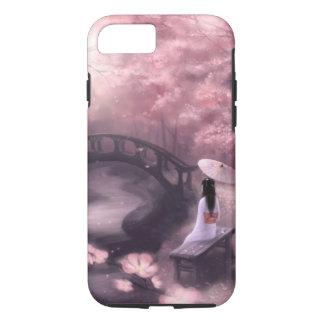 Japanese Cherry Blossom iPhone 8/7 Case