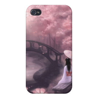 Japanese Cherry Blossom Covers For iPhone 4