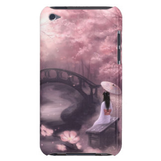 Japanese Cherry Blossom iPod Touch Cases
