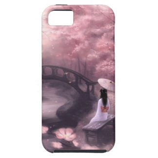 Japanese Cherry Blossom Tough iPhone 5 Case