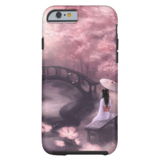 Japanese Cherry Blossom Tough iPhone 6 Case
