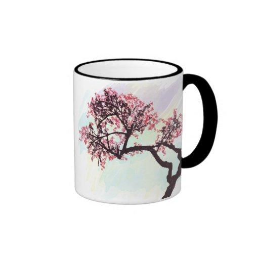 Japanese Cherry Tree Blossom Mug